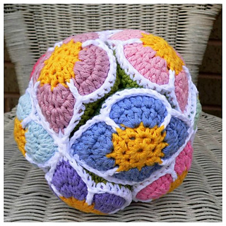 Amish Puzzle Ball Instructions.Amish Puzzle Ball Instructions