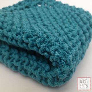Ravelry Grandma S Favorite Knit Dishcloth Pattern By Jill