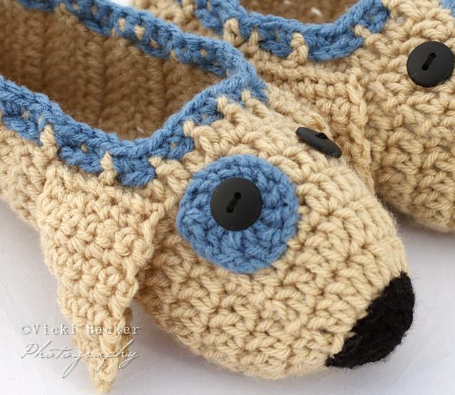 How To Crochet Booties