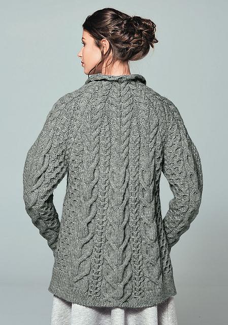 modele tricot bergere de france 2015