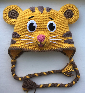 patterns   Tatjana Ozolina s Ravelry Store.   Daniel Tiger hat pattern 4c07a256965