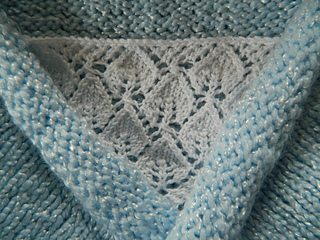 22deb39fb3 Ravelry  Leaf Lace Modesty Panel pattern by Betty Ann Most