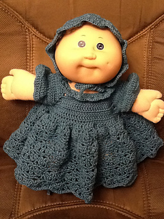 Ravelry  Cabbage Patch Preemie - Doll Ensemble pattern by Denise ... 2dc11990ebc