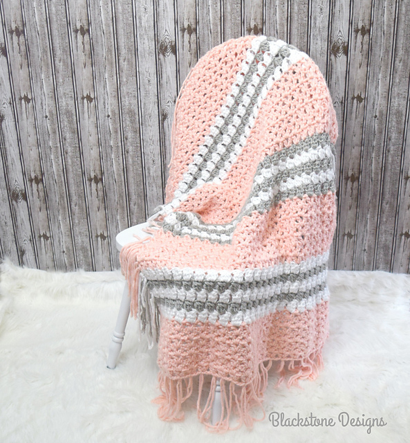 Ravelry Close To Home Chunky Blanket Pattern By Sonya Blackstone