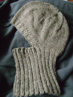 Ravelry  Knitted Helmet Liner pattern by Linda Swinford 9a0c1935803