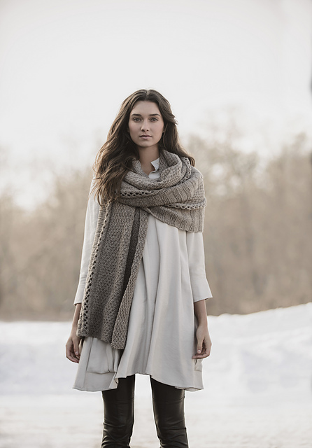 Ravelry Endless Wrap No 201611 Pattern By Sylvia Hager