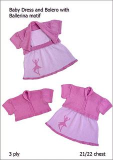 Baby_dress___bolero_with_ballerina_small2