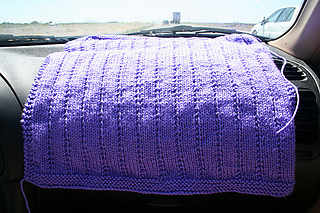 29d18b820b8 Ravelry  Just My Size KBB Baby Blanket pattern by Cathy Waldie