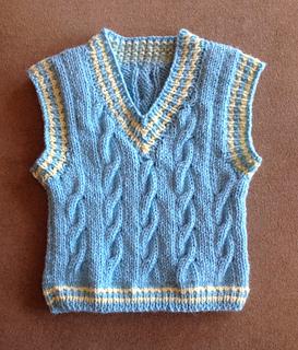 Ravelry Keene Toddler Vest Pattern By Marilyn Losee