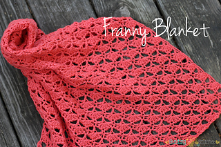 66a581f8b Ravelry: Franny Blanket pattern by Stacey Williams