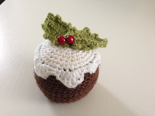 Ravelry christmas pudding chocolate orange cozy pattern by hdbk dt1010fo