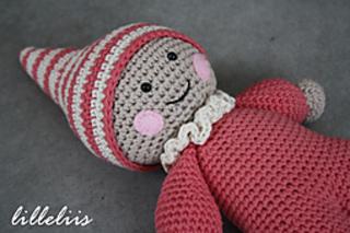 Crochet Amigurumi For Baby : Ravelry cuddly baby amigurumi doll pattern by mari liis lille