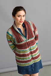 Deep Valley Cardigan PDF