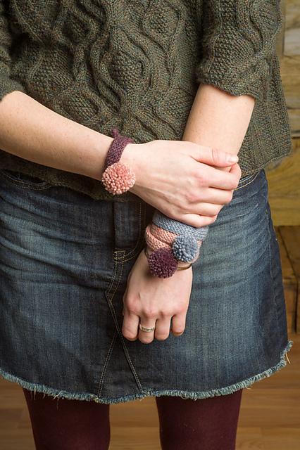 Adelaide Bracelets par Tian Foley