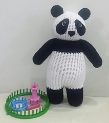 Christie Foo's Panda Pattern