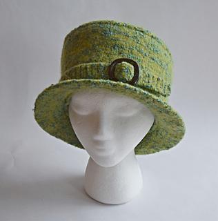 Ravelry  Lucinda Hat pattern by Cindy Pilon f39551135366