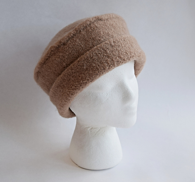 Ravelry  Crushie Hat pattern by Cindy Pilon ee6a971ebc03