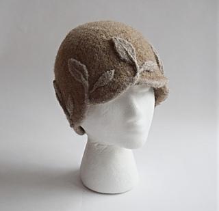 Ravelry  Laurel Hat pattern by Cindy Pilon 1f3408f70ad7