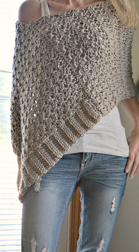 Ravelry Delia Precious Poncho Pattern By CassJames Designs Simple Crochet Poncho Pattern Ravelry