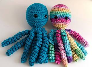 Ravelry Octopus For Preemies Pattern By Crochet 365 Knit Too