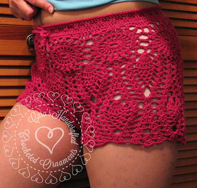 Ravelry Pineapple Lace Pattern Collection Patterns