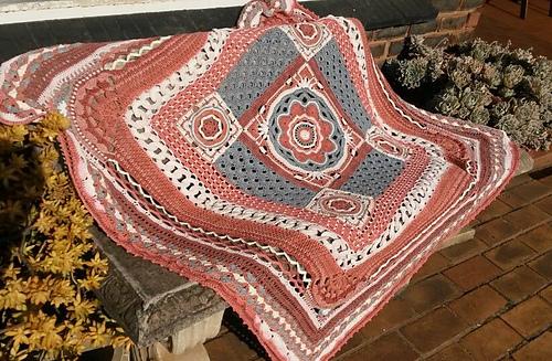 Ravelry I Love Yarn Cal 2014 To 2015 Pattern By Elaine Van Wyk