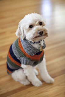 Ravelry Dog Coat Pattern By Bernat Design Studio