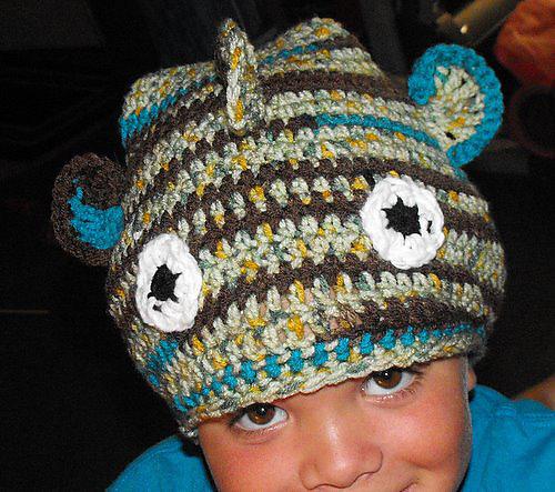 Ravelry Stinky Fish Hat Pattern By Catrina Usher
