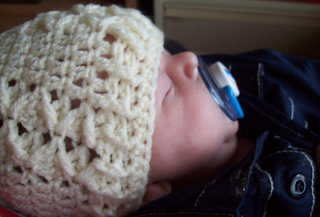 3202b160147 Ravelry  Baby Kisses-Crochet Baby Hat pattern by Cathy Wood