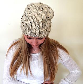 60fbef2250 Ravelry  Unisex Knit Hat pattern by Peg Barrows