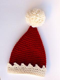 Ravelry  Little Helper Crochet Elf Hat pattern by Janaya Chouinard 08eb5108ef8