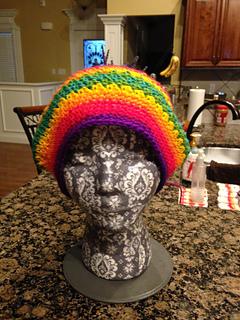 Ravelry Cheri12s Bob Marley Sort Of Hat