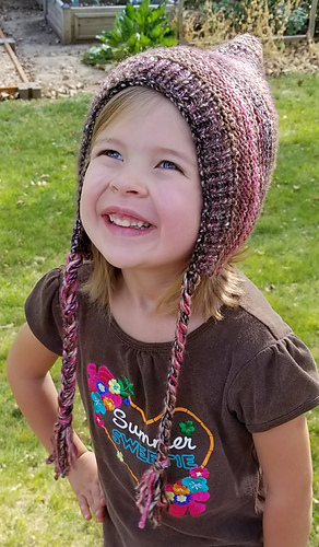 Ravelry: Pixie Hat for Everyone pattern by Cecilie Clark