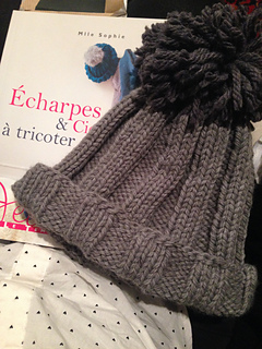 abb952e4211 Ravelry  Stylish Knit Scarves   Hats with Mademoiselle Sophie - patterns