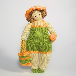 Ravelry  Tilda Doll Sarah pattern by Claire Fairall Designs e45b0102874