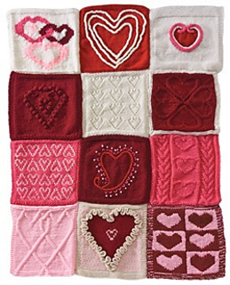 Ravelry have a heart afghan pattern by knit simple dt1010fo