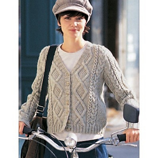 0c17056d5e9f Ravelry  Must Have Cardigan pattern by Patons