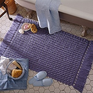 Ravelry Leisure Arts 2351 Rugs Runners To Crochet Patterns