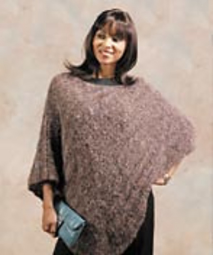 Ravelry Poncho Lw1436 Pattern By Marilyn Coleman