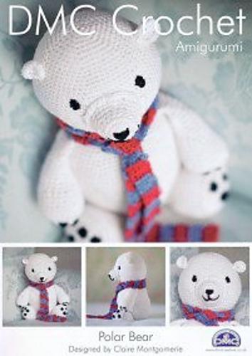 Ravelry dmc crochet 14937l2 amigurumi polar bear patterns patterns dmc creative world dmc crochet 14937l2 amigurumi polar bear dt1010fo