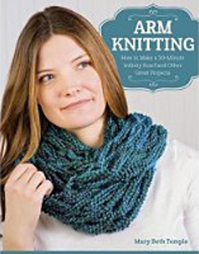 Ravelry Striped Hooded Arm Knit Scarf Pattern By Mary Beth Temple