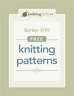 Ravelry Knitting Daily Tv Series 500 Free Knitting Patterns Patterns