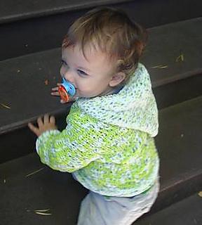 Ravelry Baby Toddler Hoodie Pullover Pattern By Barbara Breiter