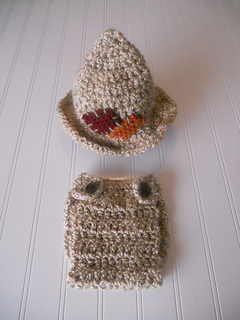 Ravelry Baby Scarecrow Hat Pattern By Jennie Claver
