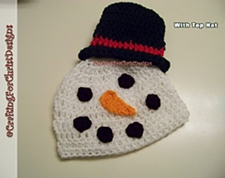 e075d30a0 Ravelry: B's Snowman Hat and Cocoon pattern by Crafting ForChrist ...