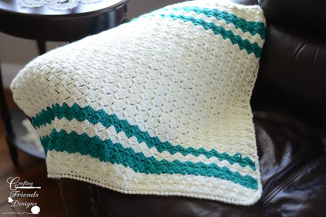 Ravelry Brick Stitch Afghan Pattern By Kate Wagstaff