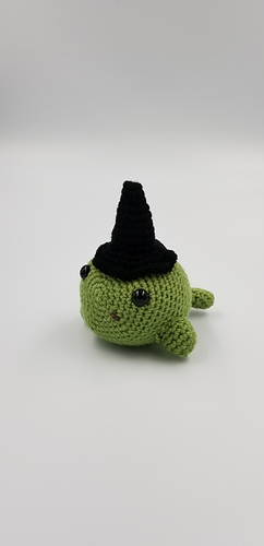 Ravelry Witch Narwhal Plush Pattern By Craftosaur Crochet