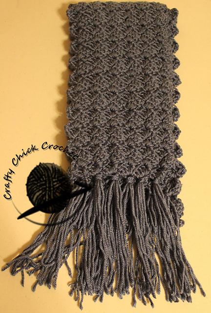 Ravelry Best Selling Lacy Scarf Pattern By Craftychick Crochet