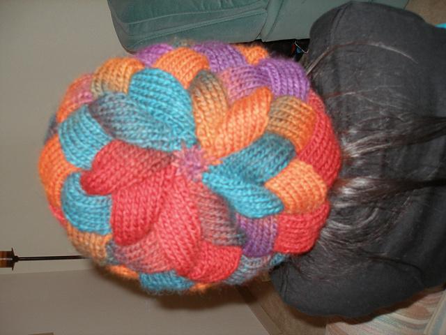 Ravelry Entrelac Hat Pattern By Frivolousfluffy