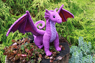 Ravelry Dragon Pattern By Megan Lapp